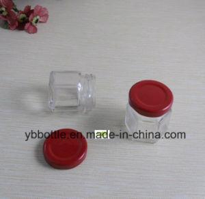 45ml Hexagon Glass Jar Glass Jars