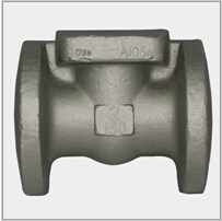 Forged Steel Valve Body (DTV-P018)