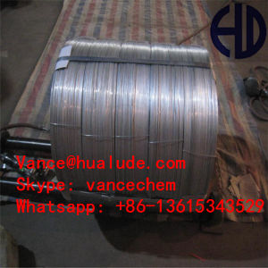 2.41 mm Hot Dipped Galvanized Wire 60gr Zinc pictures & photos