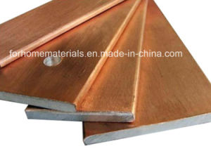 Bimetallic Copper Clad Aluminum Busbar pictures & photos