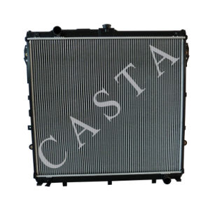 Automotive engine radiator for Toyota Tundra 4.7L/5.7L V8 07-11 mt pictures & photos