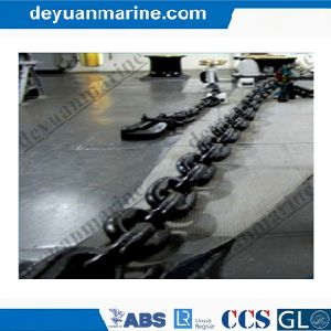Marine Studlink Steel Anchor Chains pictures & photos