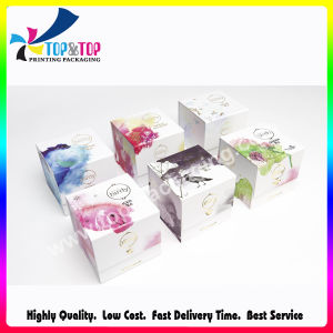 Folding Coated Paper Made Printing Cosmetic Box pictures & photos