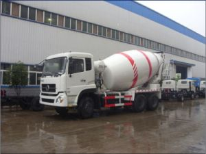 Leading Concrete Mixer Truck 6*4 Concrete Mixer Truck (Dongfeng 8cbm) pictures & photos