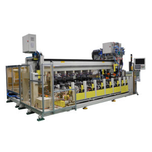 Auto- Assembly Riveting Welder for Bus-Bar pictures & photos