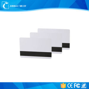 Offset Printing Blank PVC RFID Smart Magnetic Card pictures & photos