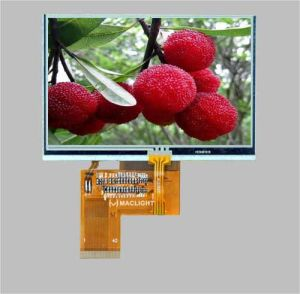 4.3 Inch TFT LCD Module Display 480X272 with Touch Panel pictures & photos