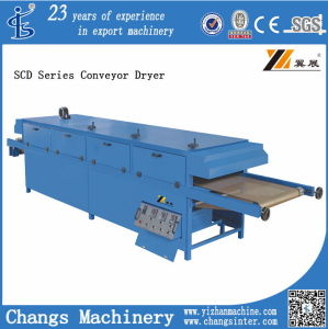 Scd Series Conveyor Dryer for Sale pictures & photos