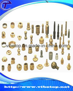 High Quality Chinese Made Brass Machine Parts Made in Guangdong pictures & photos