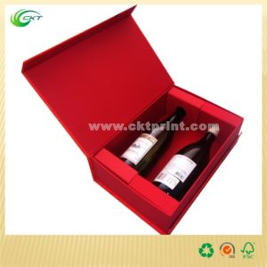 Deluxe Gift Box for Wine Paper Box (CKT-CB-462) pictures & photos