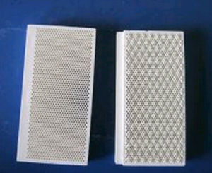 Infrared Honeycomb Ceramic Plate Burning Plate pictures & photos