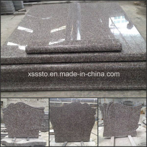 Cheap Price G664 Granite Memorial Tombstone Gravestone pictures & photos