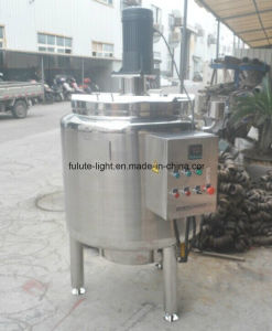 Stainless Steel Ice Cream Mixing Tank pictures & photos