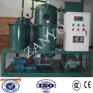 Zyc Waste Vacuum Cooking Oil Filtration Machine pictures & photos