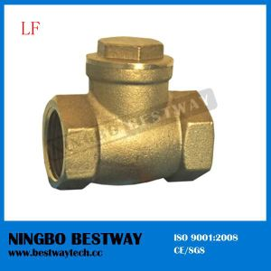 NPT Thread Lf Swing Check Valve with Disc Type pictures & photos