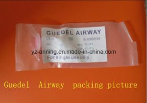 Disposable Guedel Airway/Oral Airway pictures & photos
