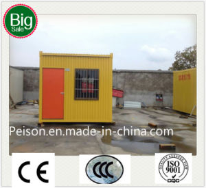 Temporary Mobile Prefabricated/Prefab House for Construction Place pictures & photos