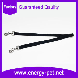 Nylon Two Ways Double Dog Couple Walking Dog Leash Double Hooks pictures & photos