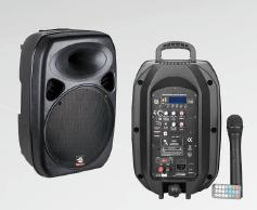 10′′ 2-Way Portable Battery Speaker (PS-0710bt-Wb) pictures & photos