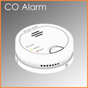LCD Display Single Station Co Carbon Monoxide Alarms (PW-912) pictures & photos