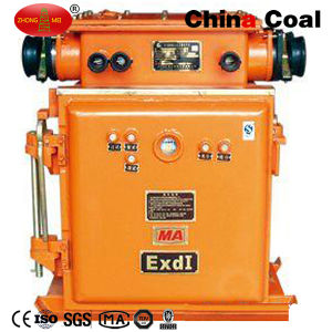 Mining Explosion-Proof Vacuum Feeder Switch pictures & photos