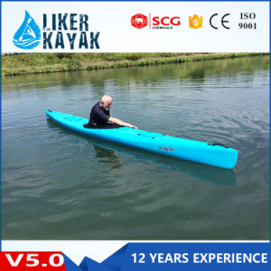 Factory OEM Top Quality Single Seat PE Kayaks for Touring pictures & photos