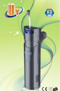 Filter UV Pump (CUP-803) with CE Approved pictures & photos