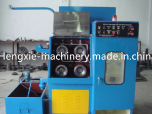 Hxe-22ds Fine Aluminum Wire Drawing Machine pictures & photos