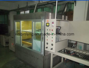 High End Spray Painting Line for Toy, Wood 5X Machine