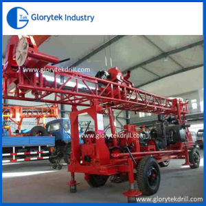 250m Trailer Type Water Well Drill Rig pictures & photos