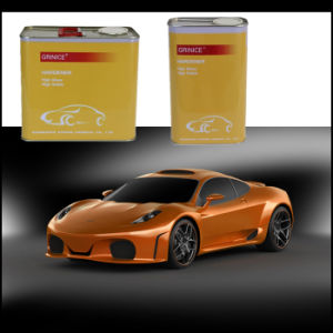 Acrylic Shinny Car Paint Usage 2k HS Ms Clearcoat pictures & photos