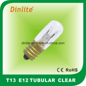 T13-E12-Clear Incandescent Bulb pictures & photos