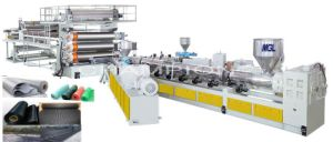 Great Quality Professional PE Plastic Hollow Sheet Making Machine pictures & photos