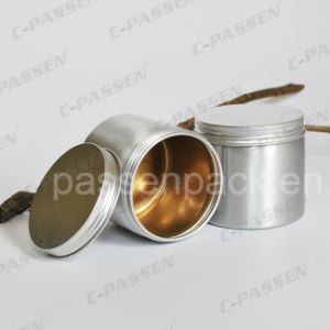 Luxury Aluminum Candy Jar with Screw Lid (PPC-AC-042) pictures & photos