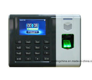 Biometric RFID Fingerprint Time Attendance (GT100) pictures & photos