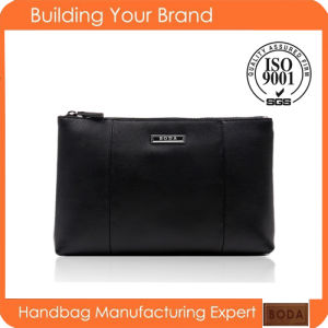 High Quality Wholesale Genuine Leather Clutch Men Bag pictures & photos