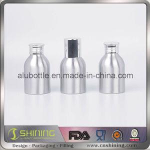 200ml Aluminum Shampoo Powder Bottle