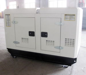 80kw/100kVA Silent Cummins Diesel Power Generator Set/Generator pictures & photos