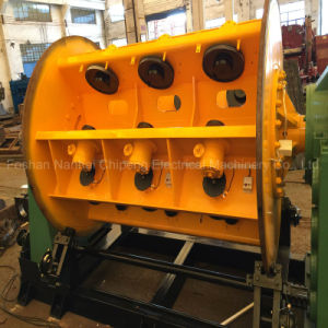High Quality Rigid Frame Stay Wire Rope Stranding Machine pictures & photos