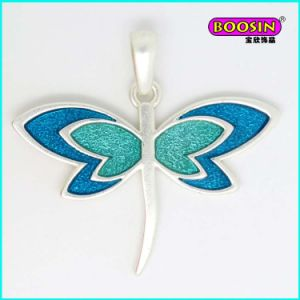 Fashion Factory Hot Sale Fancy Silver Butterfly Charm Wholesale pictures & photos