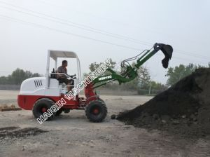 Multi-Function Wheel Loader (HQ910C) with CE, Auger pictures & photos