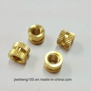 Non-Standard Knurled Copper Nut