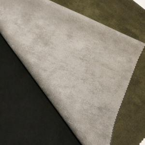 Plain Suede Fabrics for Coat/Jacket