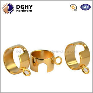 High Precision Custom CNC Brass Parts Suppliers From China Factory pictures & photos