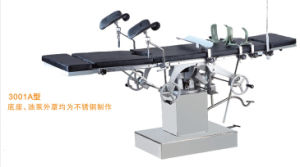Medical Hospital Multifunctional Operating Table pictures & photos