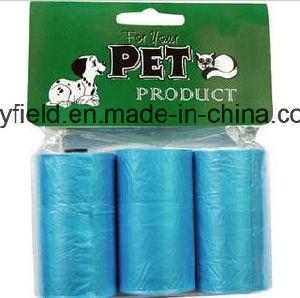 Pet Waste Bag Plastic HDPE Dog Pet Poop Bag pictures & photos
