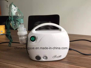 Portable Home/Hospital Use Compressor Nebulizer Supplier pictures & photos