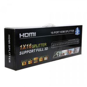 Hot Selling 3D 1080P 1X16 HDMI Splitter pictures & photos