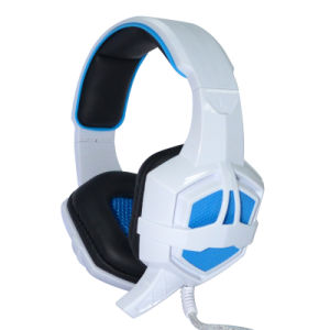 Gaming Headset with LED Light for Internet Shop pictures & photos