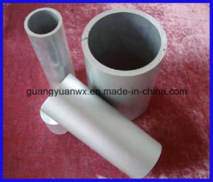 6082 T6 Aluminum Powder Coat Tubes/Pipe pictures & photos
